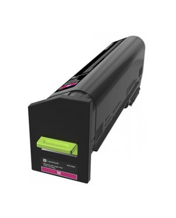 LEXMARK Toner Ultra High Yield Corporate Magenta for CX825 CX860 22k