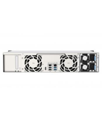qnap systems QNAP TS-853DU-RP-4G Celeron J4125 quad-core 2.0GHz burst up to 2.7GHz 4GB DDR4 2x2.5GbE 2.5G/1G/100M/10M Redundant PSU