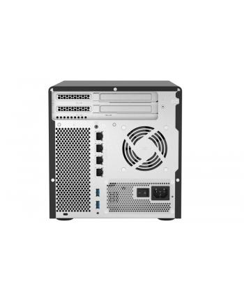 qnap systems QNAP TS-h686-D1602-8G Intel Xeon D-1602 8GB RAM 4x2.5GbE 3xUSB3.2 4+2 2.5inch/3.5inch SATA 6Gbps