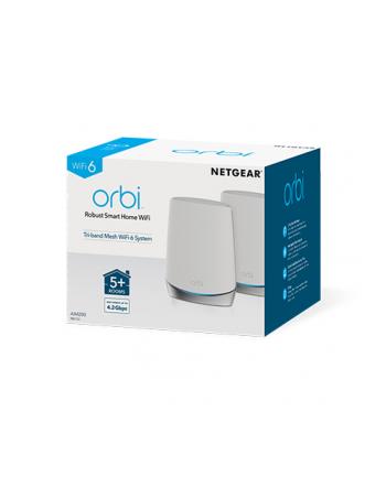 netgear System WiFi 6RBK752 AX4200 - 2-pak