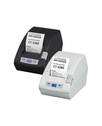CITIZEN- drukarka etyk CT-S281/obcinak/203dpi/termi