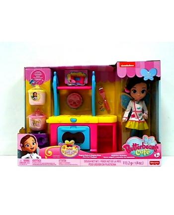 Barbie Kuchciwróżki i Magiczne wypieki - światełka i dźwięki GCJ29 MATTEL