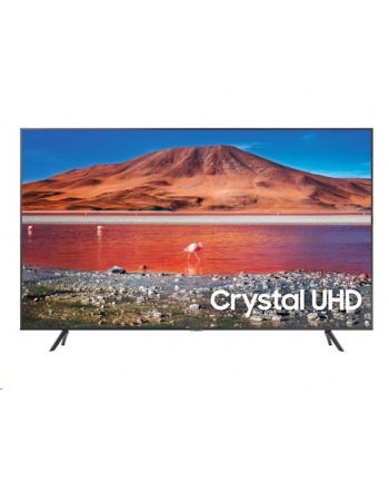 samsung electronics polska TV 75  Samsung UE75TU7172 (4K UHD HDR10+ 2000 PQI Smart)