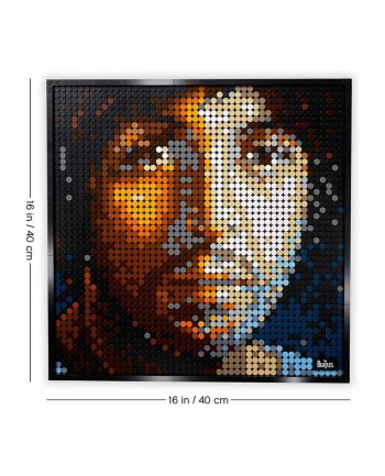 LEGO ART 31198 The Beatles p3