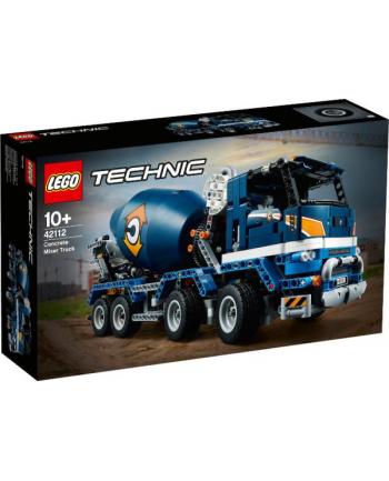 LEGO 42112 TECHNIC Betoniarka p2