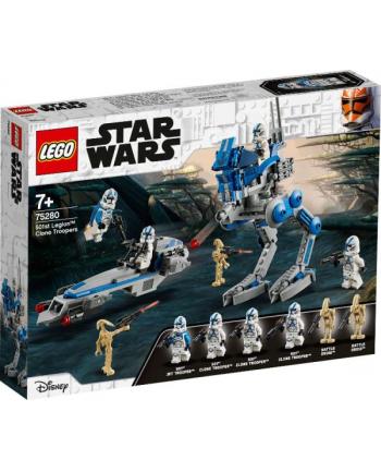 LEGO 75280 STAR WARS TM Żołnierze-klony z 501. legionu™ ( w magazynie w dużej ilości, natychmiastrowa wysyłka)