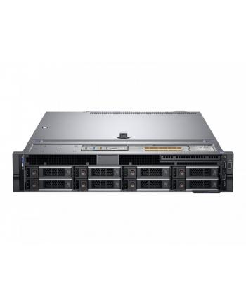 dell Serwer R540 Silver 4210 16GB 480GB SSD H730 2x495W