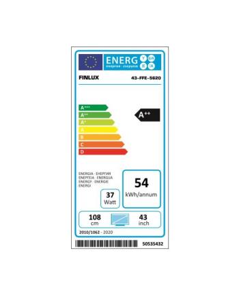 finlux Telewizor LED 43-FFE-5620 43cale