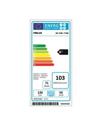 finlux Telewizor LED 50-FUE-7160 50cali