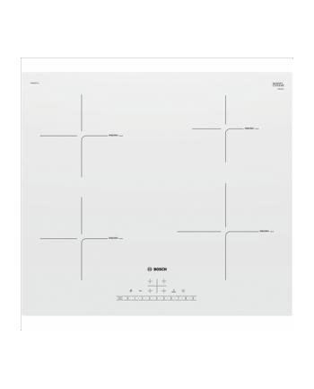 Płyta indykcyjna Bosch PUE612FF1J / kolor biały