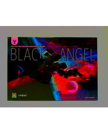 Black Angel gra REBEL
