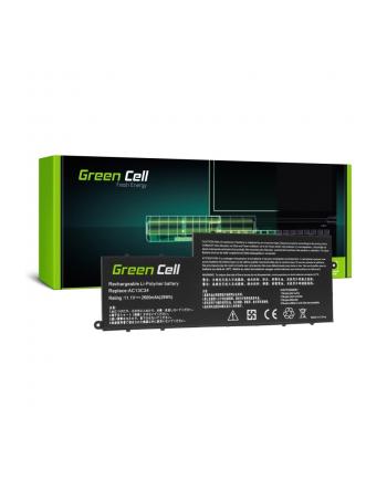 green cell Bateria do Acer Aspire E3-111 11,4V 2,6Ah