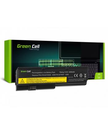 green cell Bateria do Lenovo X200 11,1V 4400mAh