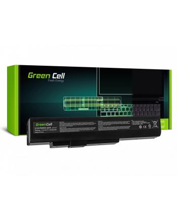 green cell Bateria do MSI A6400 14,4V 4400mAh