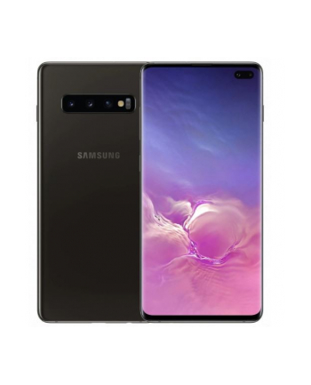 samsung Smartfon GALAXY S10+ DS 128GB Ceramic Black