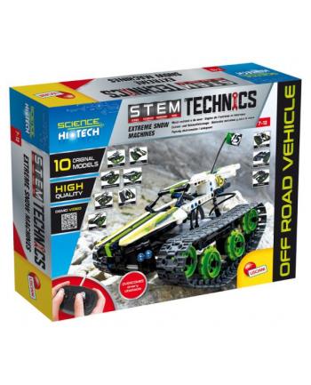 lisciani giochi HI TECH STEM TECHNICS Ekstremalne pojazdy 73368 LISCIANI