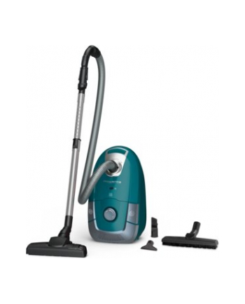Rowenta Power XXL (RO3142), cylinder vacuum cleaner (blue / grey)