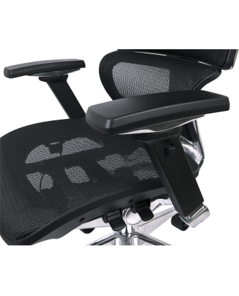 Thermaltake CyberChair E500, gaming chair(black / silver)