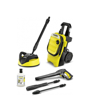Kärcher high pressure cleaner K 4 Compact Home(yellow / black)