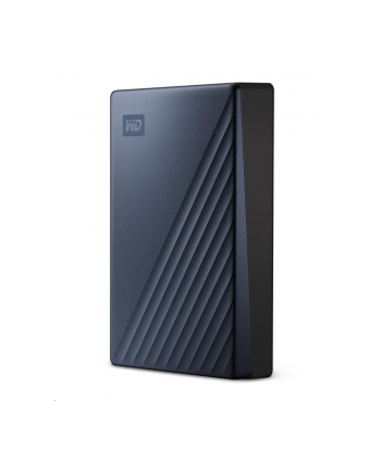 western digital WD My Passport Ultra 5 TB hard drive (blue / black, USB 3.2 C gene 1)
