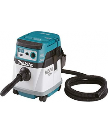 Makita cordless vacuum cleaner DVC154LZ 2x18V - 15L dry with bluetooth