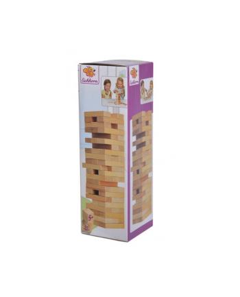 Chwiejąca się wieża drewniana gra 2466 Eichhorn