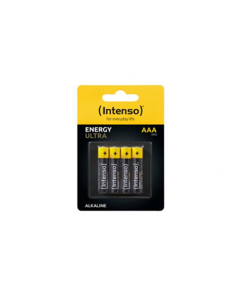 INTENSO batteries alkaline LR03 AAA blister of 4
