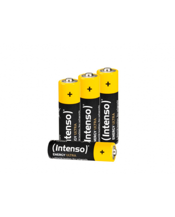 INTENSO batteries alkaline LR06 AA blister of 4