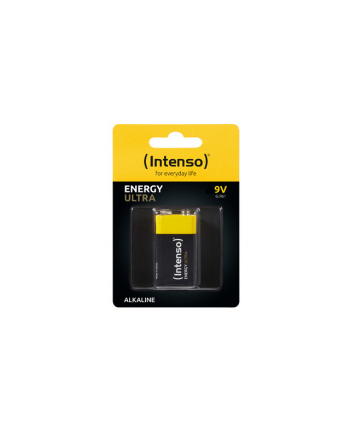 INTENSO batteries alkaline 6LR61 E 9V blister of 1