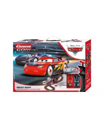 carrera toys Tor GO!!! Disney Car Rocket Racer 62518 Carrera