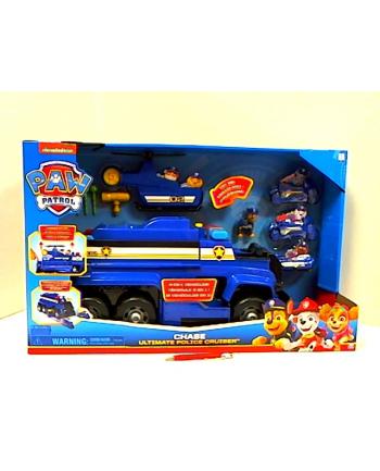 Psi Patrol Radiowóz 5w1 6058329 SPIN MASTER