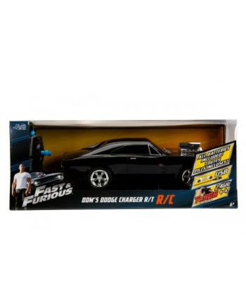 Auto na radio Fast'amp;Furious Szybcy i wściekli Dodge Charger 1970 1:16 Dickie