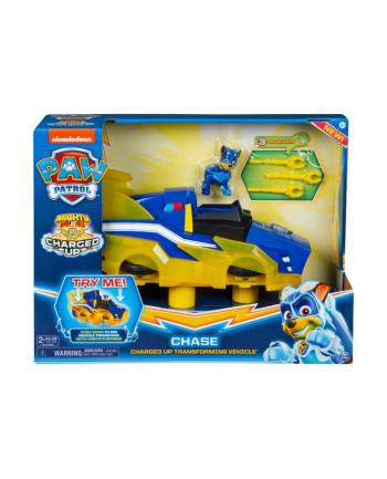 PAW PATROL / PSI PATROL Pojazd do transformacji Chase'a 6055932 Spin Master p2