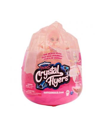 Hatchimals Pixies Crystal Flyers - Latające wróżki różowe 6059523 Spin Master p2