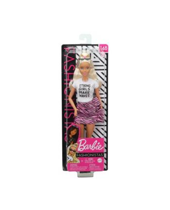 Barbie Lalka Fashionistas 148 GHW62 FBR37 MATTEL