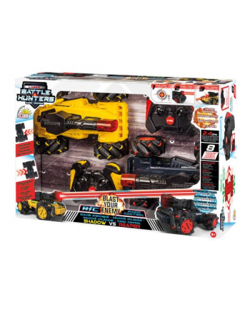 cobi Laser Battle Hunters 33298 Zestaw 2 pojazdy RC