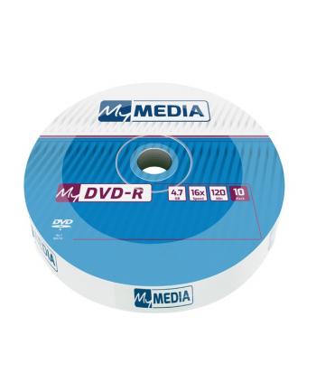 verbatim DVD-R My Media 4.7GB x16 Wrap (10 spindle)