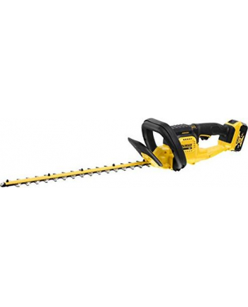 DeWALT cordless hedge trimmer DCMHT563N, 18Volt(yellow / black, without battery and charger)