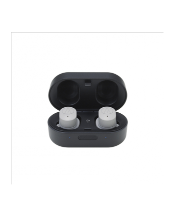 audio-technica ATH-SPORT7TW True Wireless IE Headphones grey