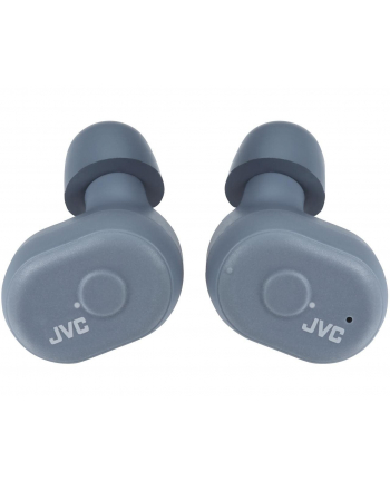 JVCKENWOOD JVC HA-A10T True Wireless IE Headphones  dusty grey