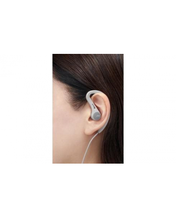 JVCKENWOOD JVC HA-EC25W Sport IE Headphones  grey