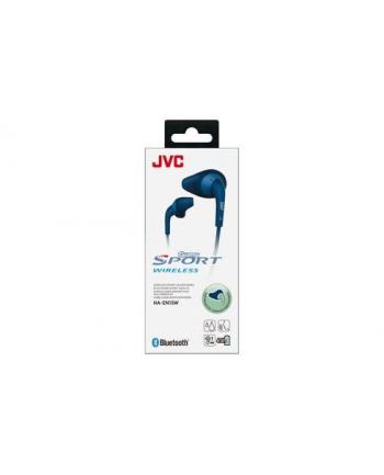 JVCKENWOOD JVC HA-EN15W Sport IE Headphones  blue