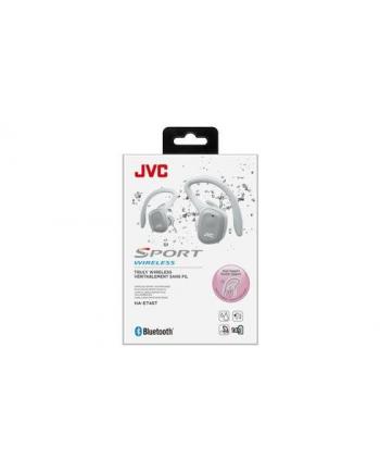 JVCKENWOOD JVC HA-ET45T True Wireless IE Headphones  grey