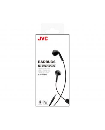 JVCKENWOOD JVC HA-F17M IE Headphones  black
