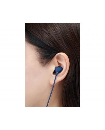 JVCKENWOOD JVC HA-FX 22W True Wireless IE Headphones  navy blue