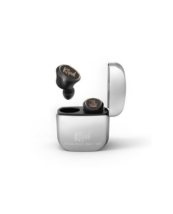 Klipsch T5 True Wireless IE Headphones black/silver