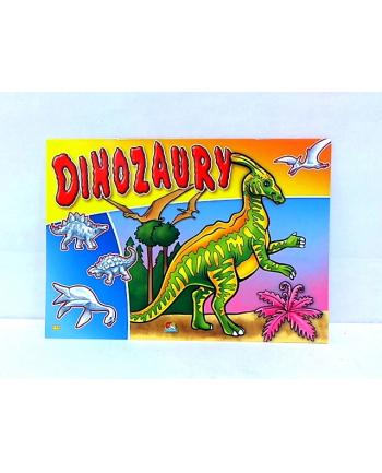 krzesiek Książeczka Dinozaury 010 58.11.1