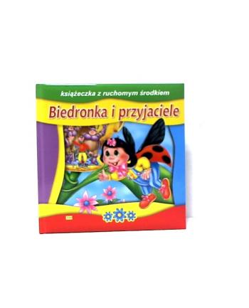 krzesiek Książeczka z ruchomym środkiem 147 58.11.1