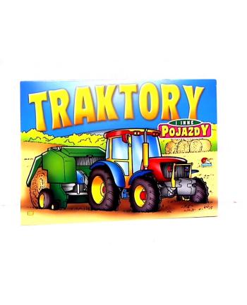 krzesiek Książeczka Traktory i inne pojazdy 152 58.11.1