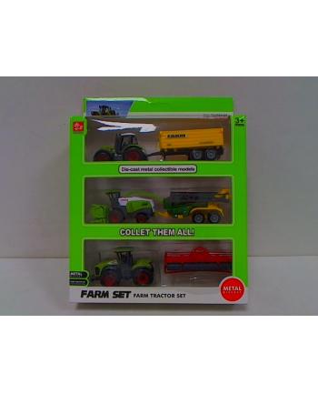 midex Zestaw traktorów 0121G 70755